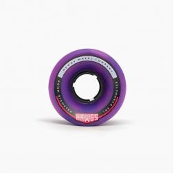 Landyachtz 60mm Chubby Purple Pink Hawgs