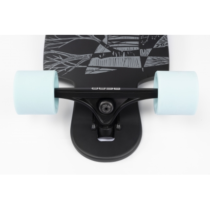 Landyachtz Drop Cat 33 - Seeker Black