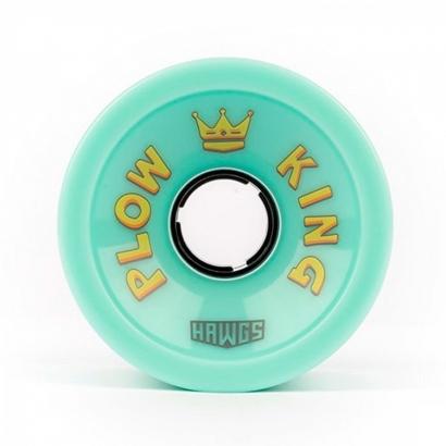 Landyachtz Plow King Teal 72mm