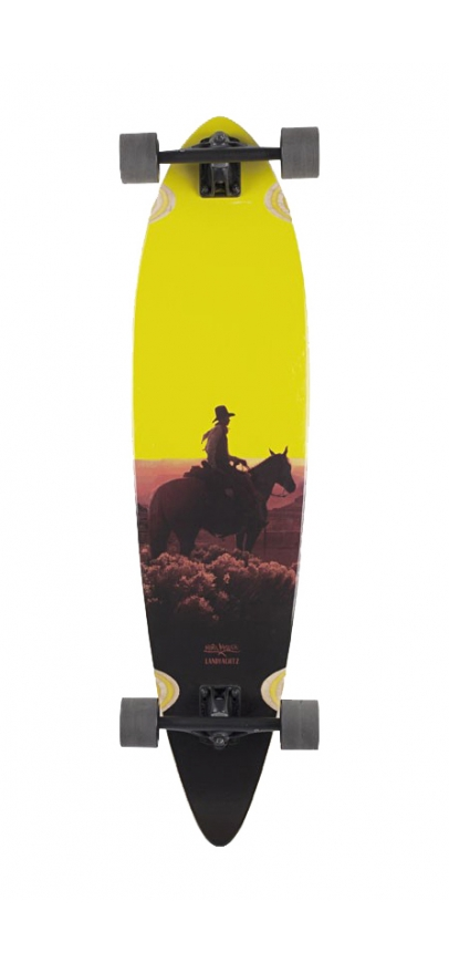 Landyachtz Bamboo Totem Sunset Kid