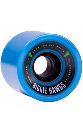 Landyachtz Biggie Hawgs 70Mm 78A Blue