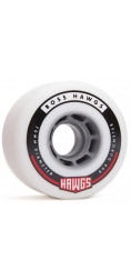 Landyachtz Boss Hawgs 70Mm - 80A White
