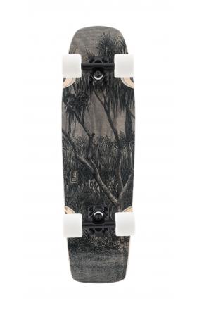 Landyachtz Dinghy Coffin Engraving