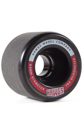 Landyachtz Fattie Hawgs Black 63Mm - 78A