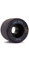Landyachtz Fattie Hawgs Black 70Mm - 78A