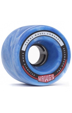 Landyachtz Fattie Hawgs Blue 63Mm - 78A