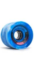 Landyachtz Fattie Hawgs Blue 70Mm - 78A