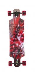 Landyachtz Maple Drop Hammer Cardinal