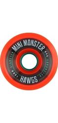 Landyachtz Mini Monster Hawgs 70Mm - Orange 84A