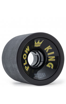 Landyachtz Plow King Black 72mm
