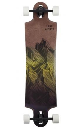 Landyachtz Switchblade 38 Mountain Yellow Fade