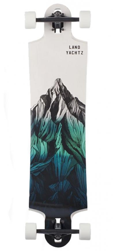 Landyachtz Switchblade 40 Mountain Blue Fade
