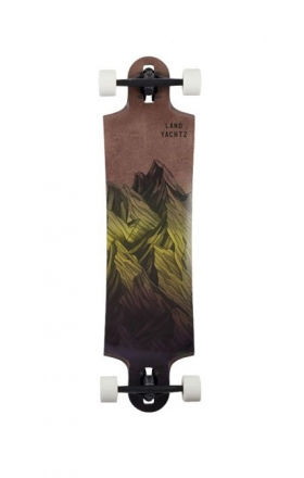Landyachtz Switchblade Mountain Yellow Fade