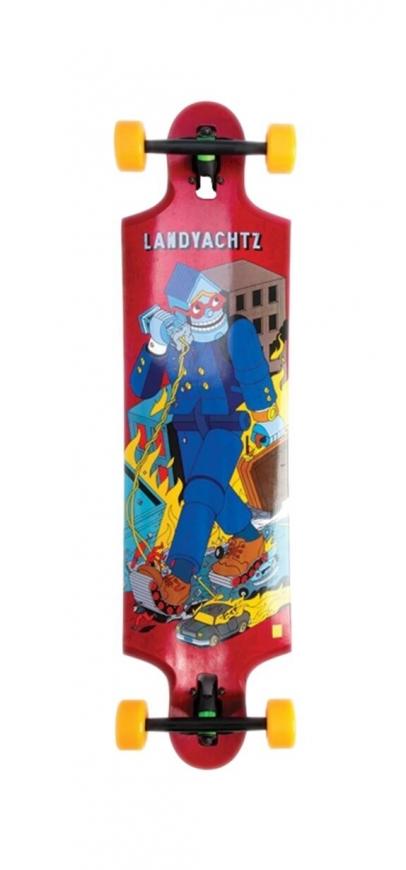 Landyachtz Ten Two Four Robot