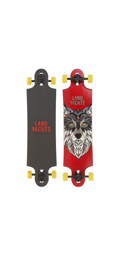 Landyachtz Ten Two Four Wolf