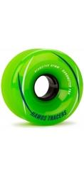 Landyachtz Tracer Hawgs 67Mm - Green 78A