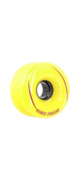 Landyachtz Tracer Hawgs 67Mm - Yellow 78A