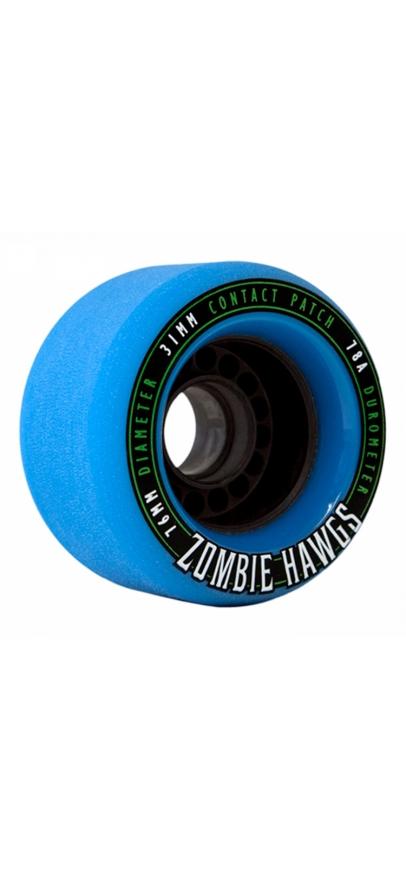 Landyachtz Zombie Hawgs 76Mm